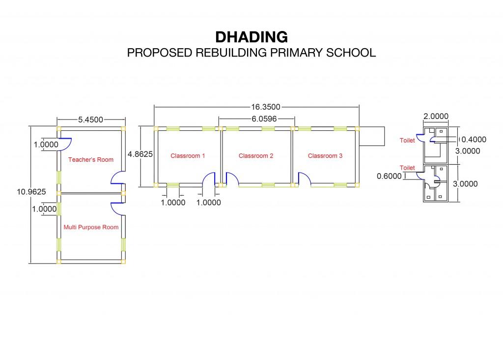 dhading_school krishna_rebuilding plan